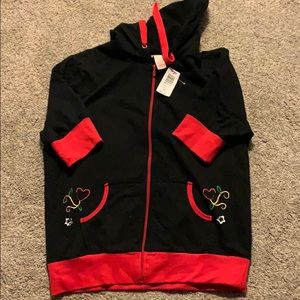 NWT size XXL Threads hoodie from Hot Topic